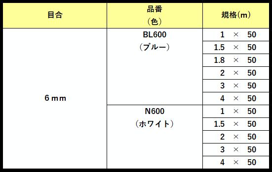 防風網規格4