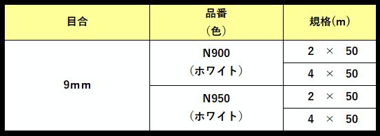 防風網規格5